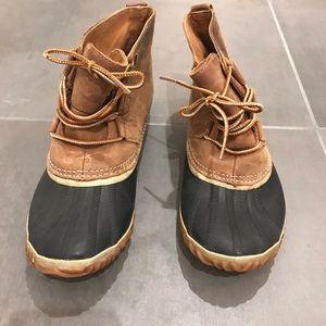 Sorel Waterproof Booties